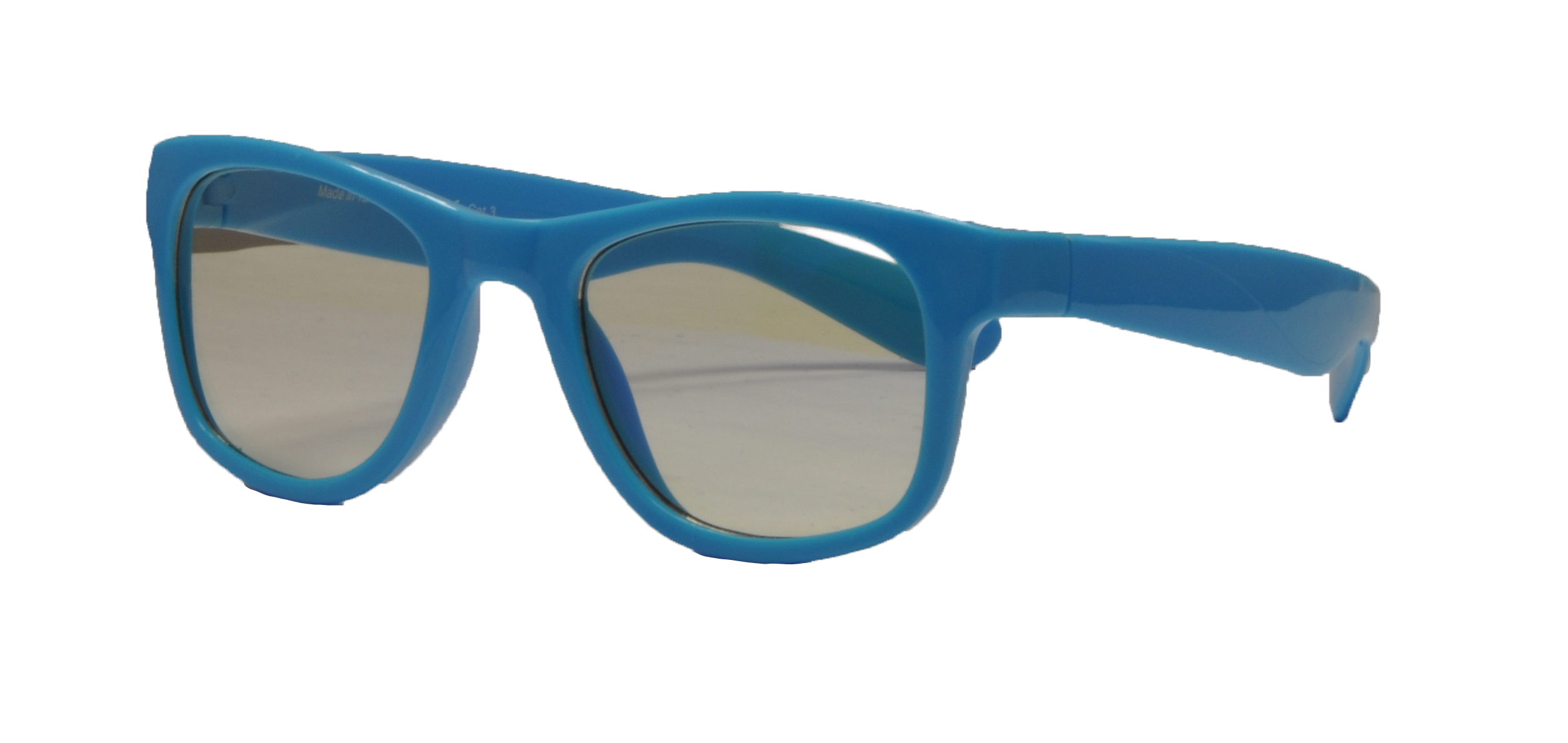 SCREEN SHADES NEON BLUE SIZE 2+