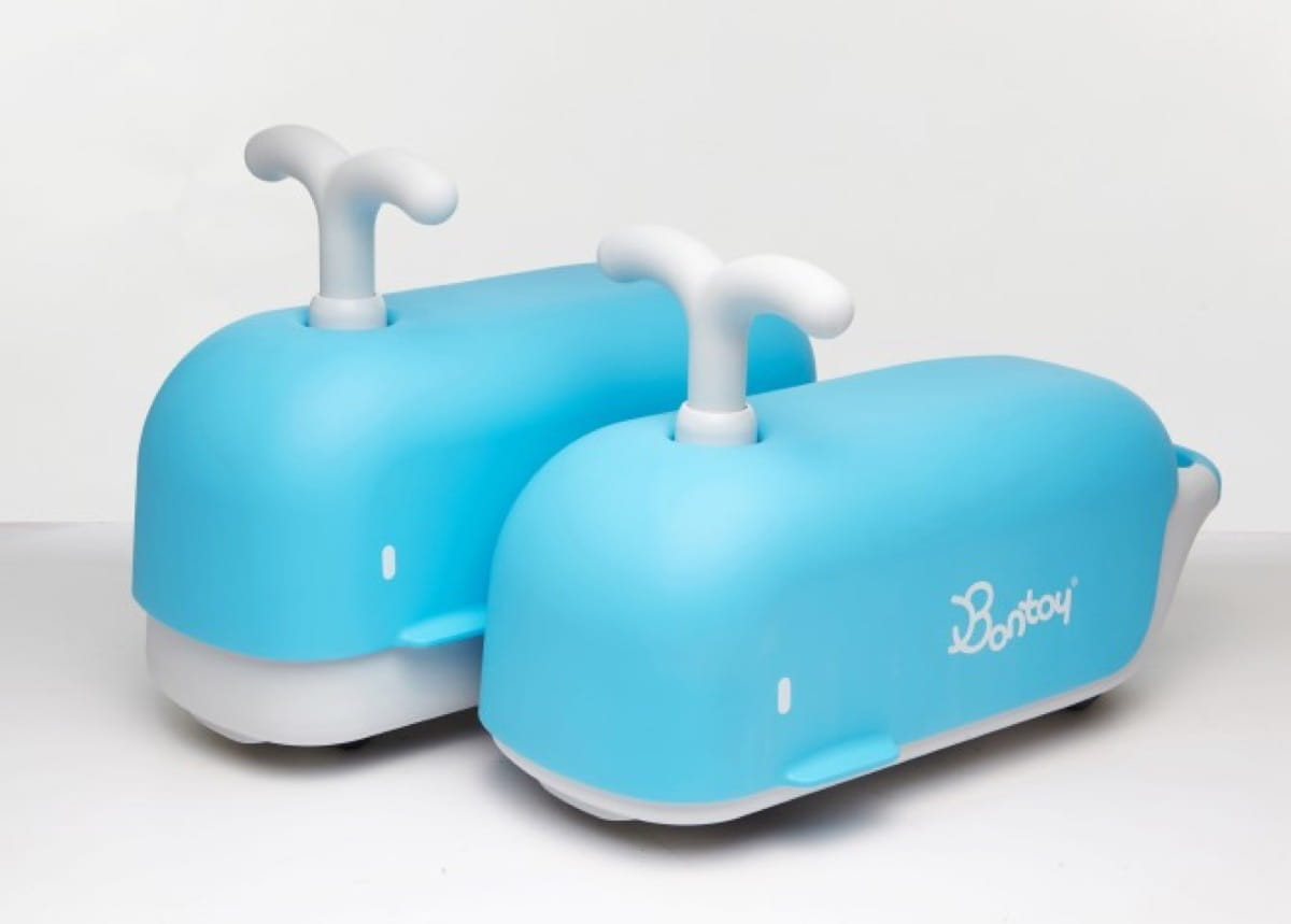 Bontoy Blue Whale Moby