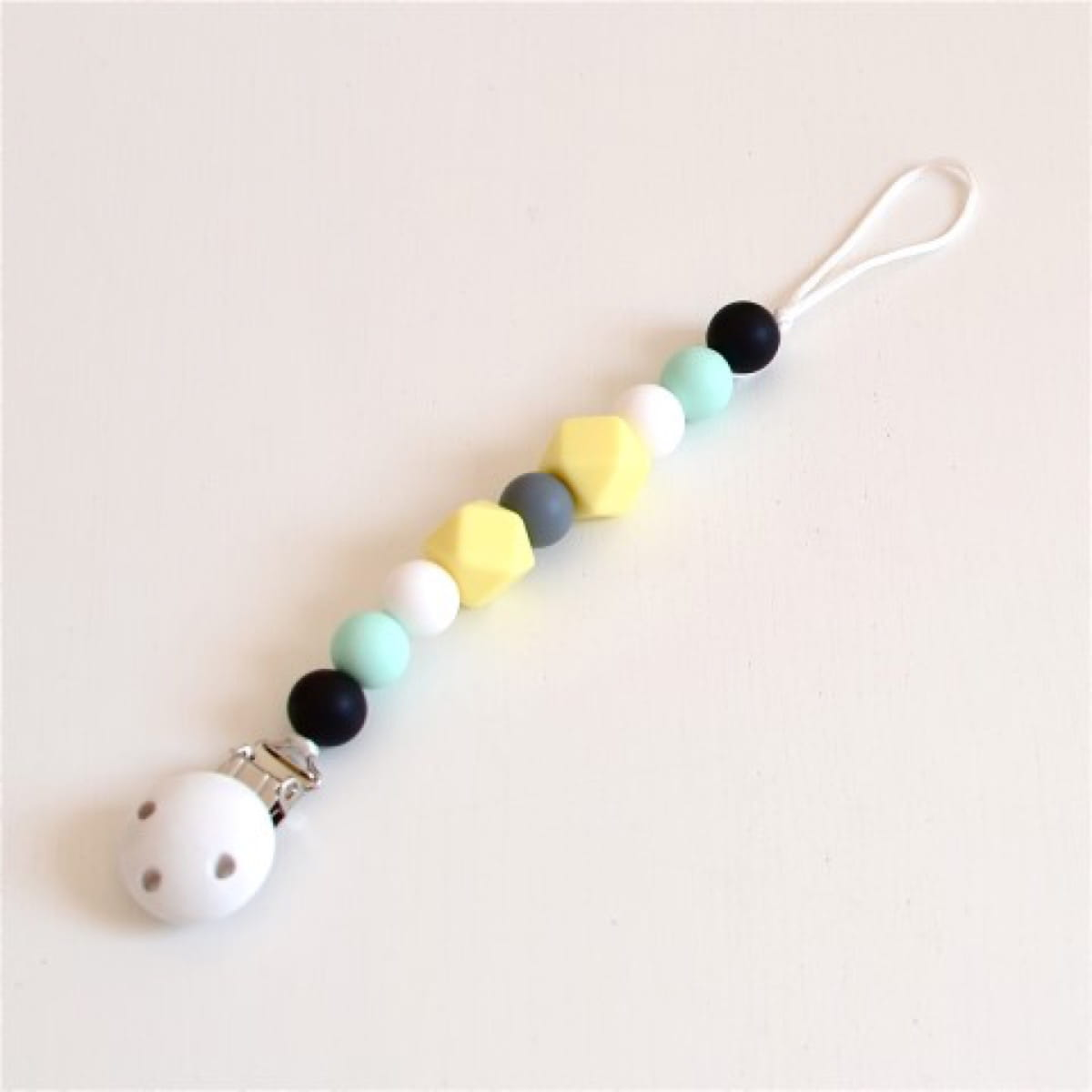 MamiBB Pacifier Clip Buenos Aires