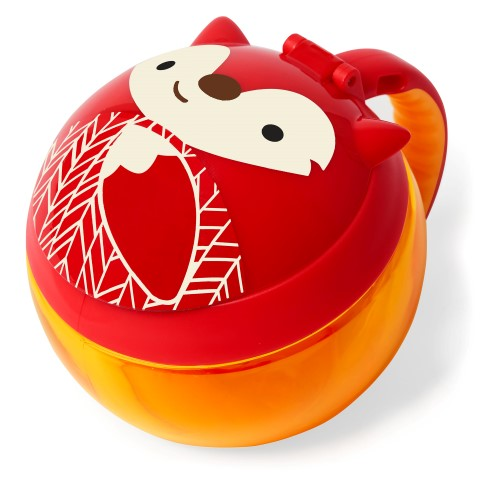 Zoo Snack Cup Fox