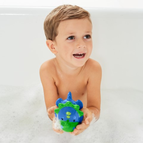 Zoo Light Up Bath Toy Dino