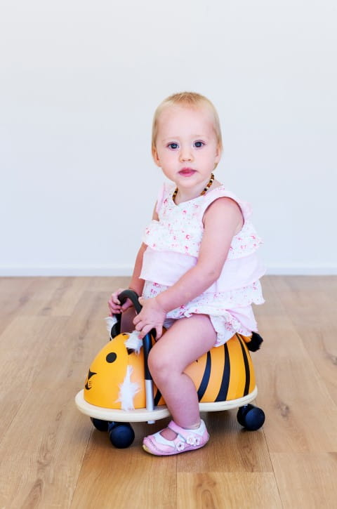 Wheely Bug Tiger Large 3-5 yrs