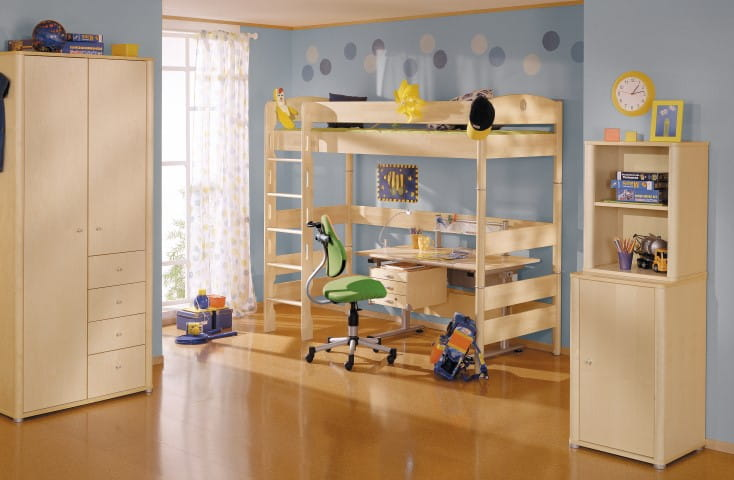 hebeco fleximo kids. Black Bedroom Furniture Sets. Home Design Ideas