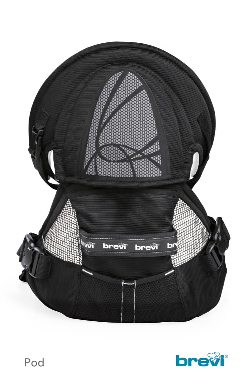 Pod Baby Carrier Raven Black