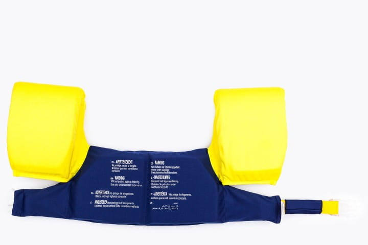 Swim Mate Jumper Blue/yellow (2-6 yr / 15-36 kg)
