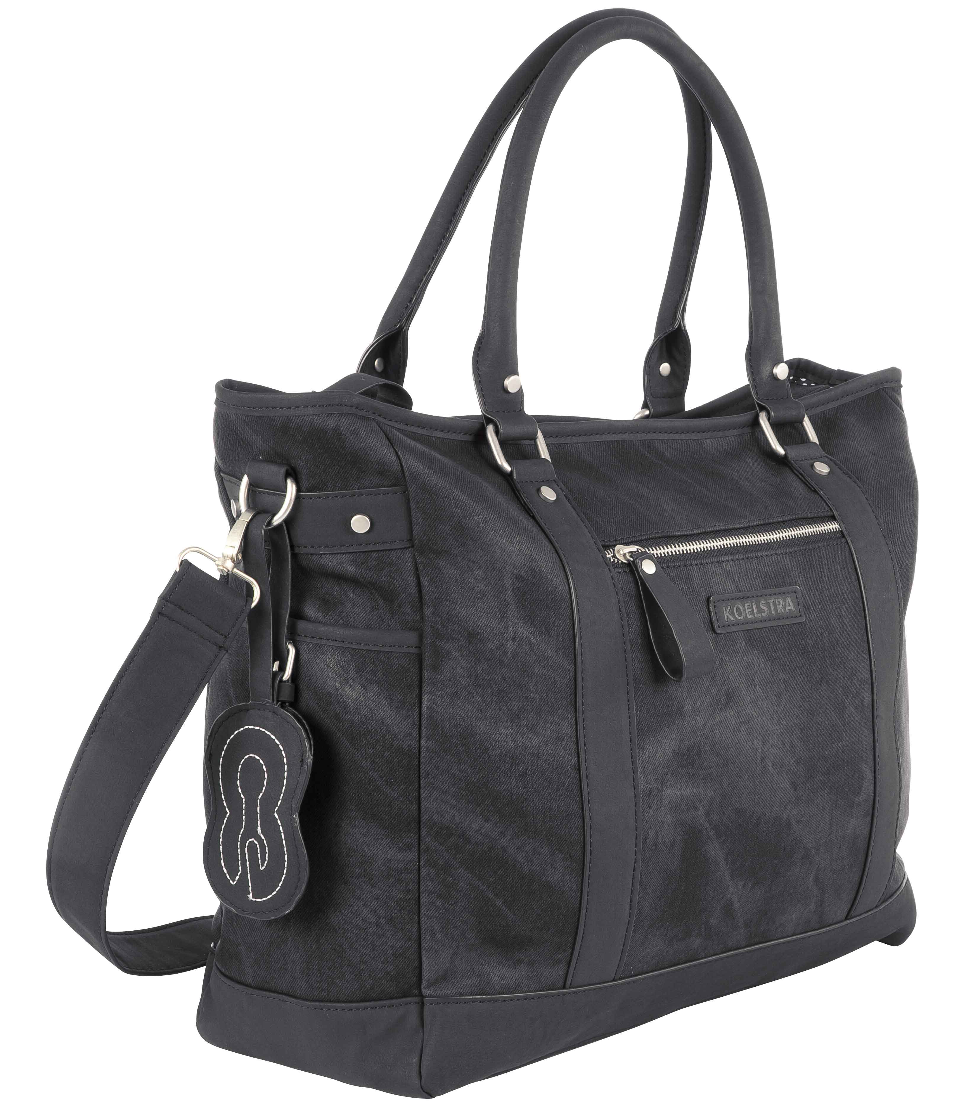 Sac à langer Koelstra Nimme denim noir - Collection 2018 8nk80