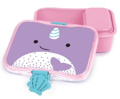 Zoo Lunch Kit - Narwhal