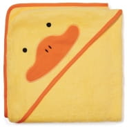 Zoo Hooded Towel Duck