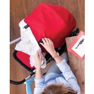 Swaddle Clip Neon Red