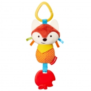 Bandana Buddies Chime & Teether Fox