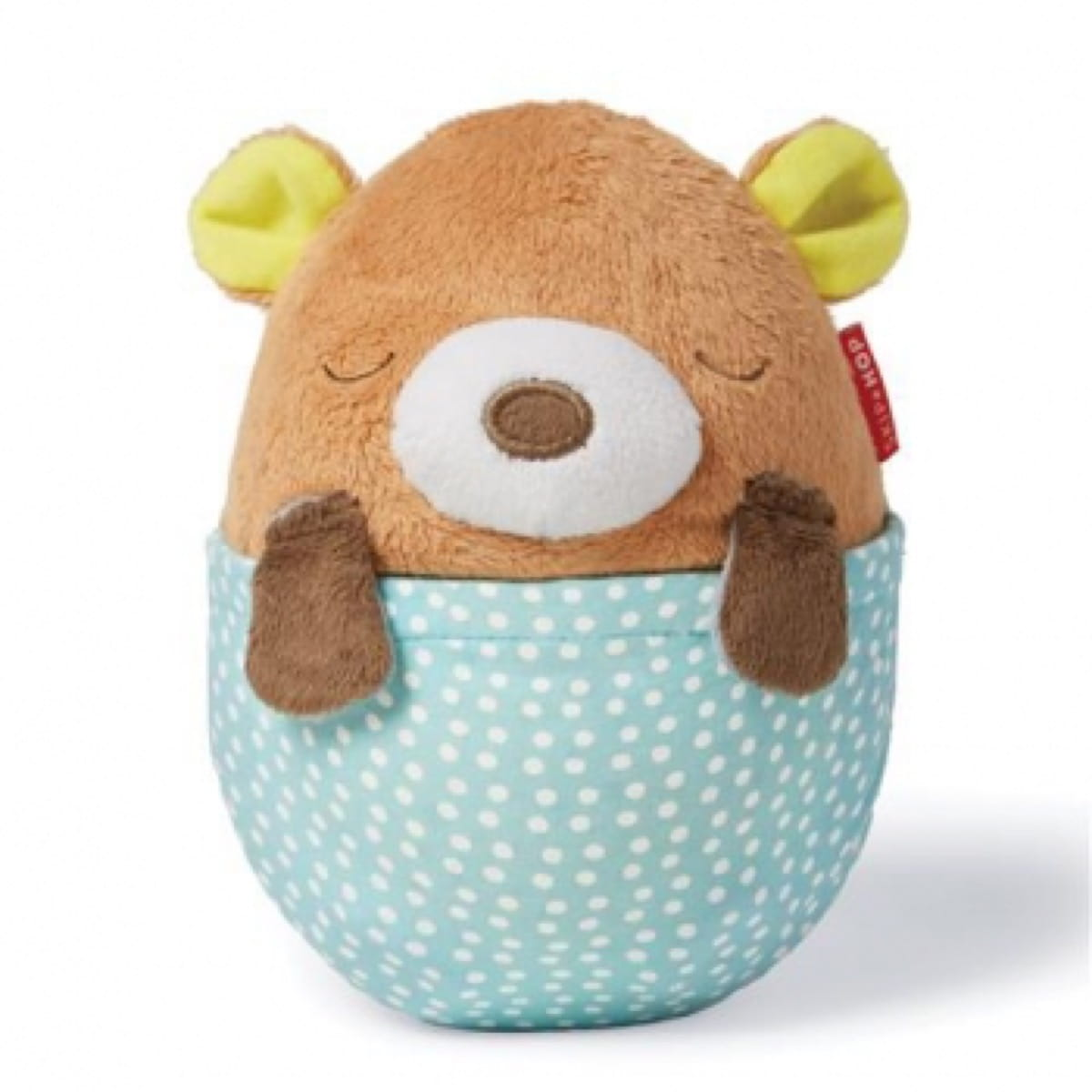 Moonlight & Melodies Hug Me Projection Soother Bear