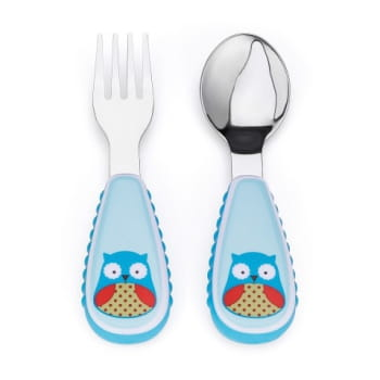 Zoo Utensil Owl