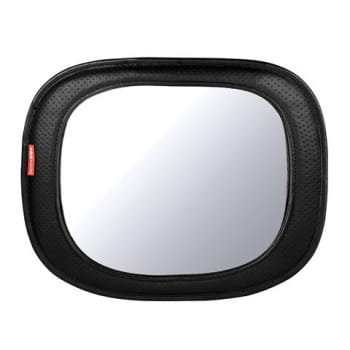 OTG Style Driven BackSeat Mirror - Tonal Chevron