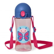 ZOO Lock Top Sport Bottle - Butterfly