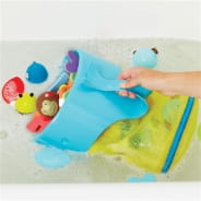 Moby bath Scoop Blue