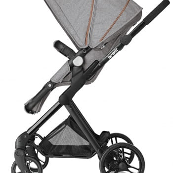 Presto City Stroller Grey Melange