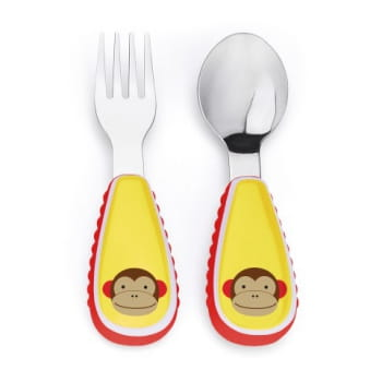 Zoo Utensil Monkey