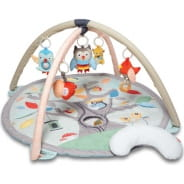 Treetop Friends Activity Gym - Grey/Pastel