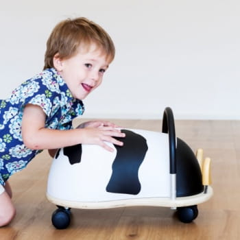 Wheely Bug Cow Small 1-3 yrs