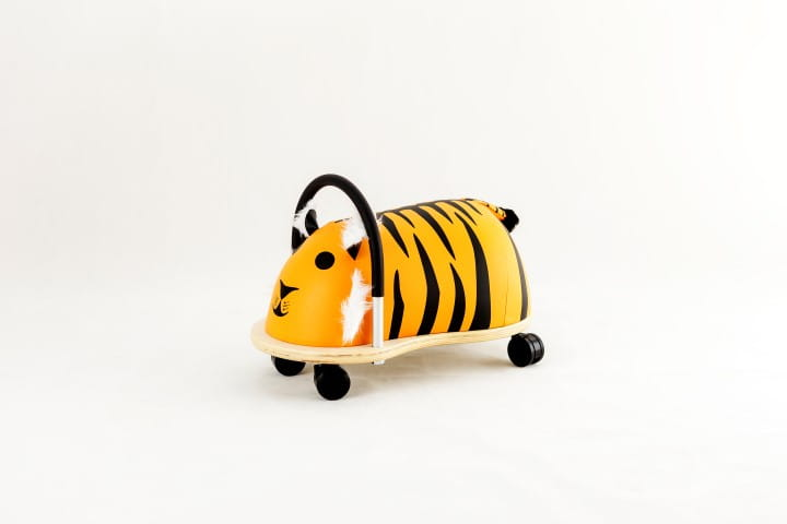 Wheely Bug Tiger Small 1-3 yrs
