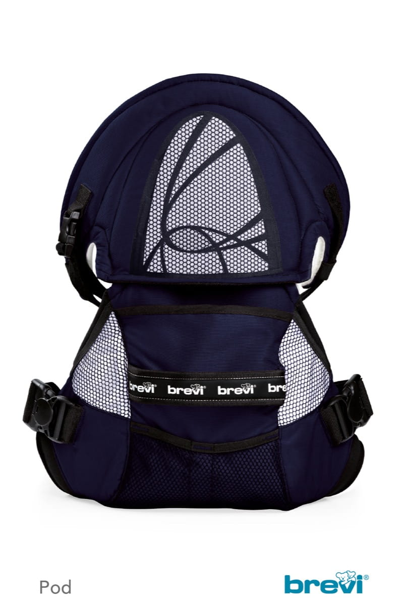 Pod Baby Carrier Navy Blue